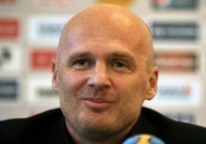 Тренер сборной Чехии: Мы рассчитывали на то, что игроки покажут максимум
