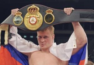Поветкин: Владимир Кличко - самый сильный вообще в мире бокса