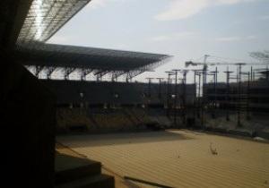 Львовский стадион не будет зарабатывать на названии