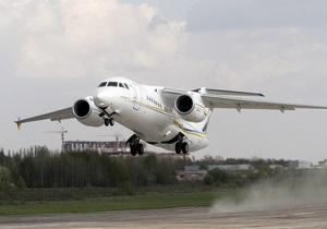 В 2012 году правительство планирует купить десять украинских самолетов и передать их авиакомпаниям
