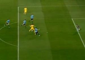 Сборная Украины забила самый быстрый гол в своей истории