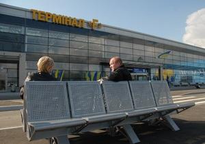 Кабмин отдал КГГА организацию перевозок по маршруту Киев - аэропорт Борисполь