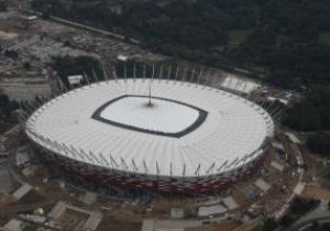 Фотогалерея: Чудеса тентования. На стадионе в Варшаве опробовали сдвижную крышу