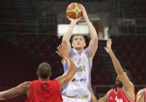 Сегодня сборная Украина проведет первый матч на Евробаскете-2011