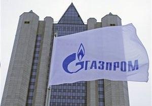 Газпром закупил у RosUkrEnergo газа на $3,8 млрд