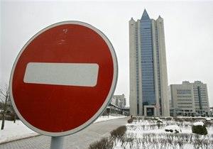 Газпром подал в суд на Литву