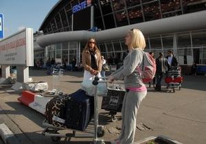 1 сентября терминал В аэропорта Борисполь примет первые внутренние рейсы