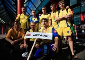 Украинские футболисты проиграли в четвертьфинале Чемпионата мира среди бездомных