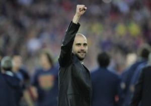 Гвардиола стал самым успешным тренером Барселоны в истории