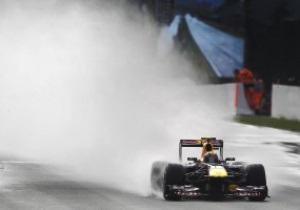 Уэббер выиграл вторую практику Гран-при Бельгии