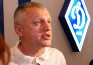 Игорь Суркис: Динамо при любом жребии должно показывать свою лучшую игру