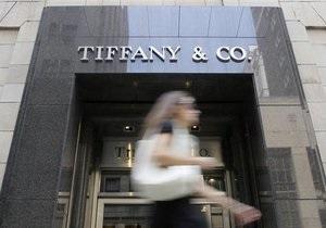 Спрос на ювелирные изделия позволил Tiffany увеличить квартальную выручку на 24%