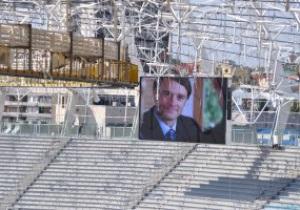 На табло НСК Олимпийский покажут видеопоздравление с Днем Независимости