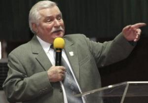 Лех Валенса: Евро-2012 может усилить влияние Польши и Украины в мире