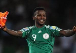 Динамо присмотрело себе еще одного нигерийского форварда