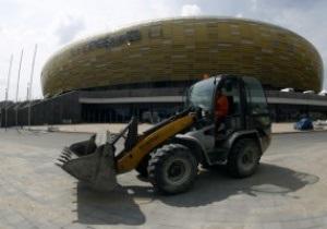 Фирма, построившая в Гданьске стадион к Евро-2012, будет оштрафована