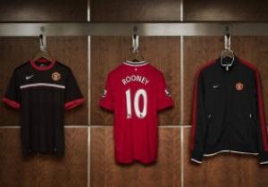 Манчестер Юнайтед получит 40 миллионов фунтов за рекламу на тренировочной форме