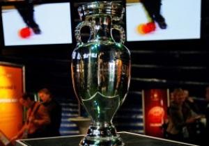 Весной 2012 года в Украине пройдет тур Кубка Европы - трофея Евро-2012