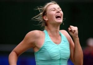 Шарапова выиграла турнир в Цинциннати