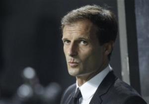 Тренер Милана: Уход Это`О не ослабит Интер