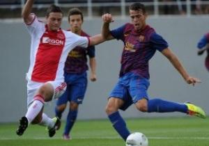 Футбольный турнир в Донецке: В финале сразятся Шахтер и Барселона