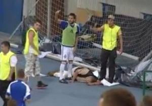 По факту избиения сотрудника Динамо возбуждено уголовно дело