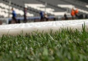 Евро-2012: Украинцев научат правильно стричь футбольные газоны