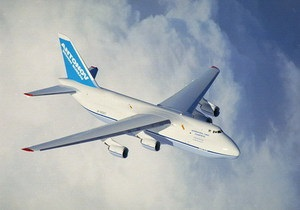 Российская авиакомпания заказала 15 транспортных самолетов Ан-124