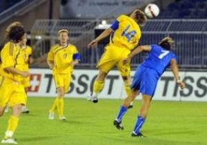 Универсиада-2011: Сборная Украины по футболу не смогла преодолеть групповой этап