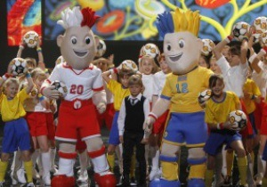 UEFA выделил на Евро-2012 полмиллиарда евро