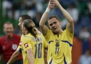 Новыми Друзьями Евро-2012 стали Сергей Ребров и Леонид Каденюк
