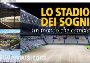 Ювентус официально объявил дату открытия нового стадиона