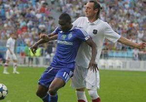 Динамо подало заявку для участия в Лиге Европы