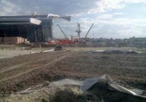Евро-2012: Первую очередь аэропорта Львов сдадут ко Дню Независимости