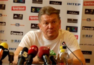 Блохин: C будущим Ярмоленко и Ракицкого в сборной определюсь позже