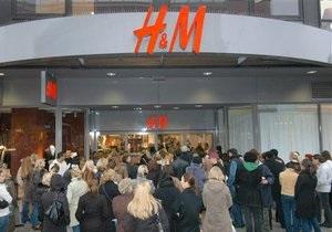 В июле продажи одной из крупнейших в мире сетей по торговле одеждой снизились