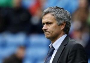 Моуриньо не стал общаться с журналистами после матча с Барселоной