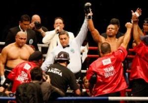 Бокс: Со второй попытки. Монти Баррет победил Дэвида Туа