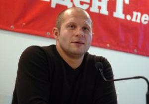 Федор Емельяненко: Восстановился и готов биться дальше