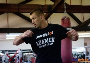 Адамек: Не обращаю внимания на отвлекающие моменты Кличко