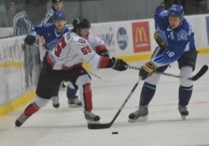 Хоккей: Донбасс и Сокол сразятся на турнире в Харькове