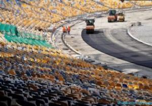 В сентябре из Словакии привезут газон для НСК Олимпийский