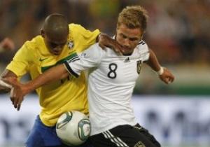 Фернандиньо: В сборной Бразилии играл не на своей позиции