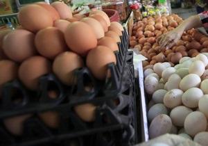 Крупнейший в Украине производитель яиц резко увеличил производство
