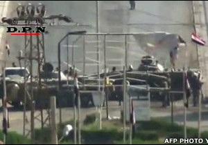 Сирійська армія обстрілює місто Дейр-ез-Зор