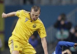 Гусєв може пропустити гру зі збірною Швеції через травму