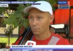 Российский чемпион Европы по стрельбе не смог попасть в мишень из-за мухи