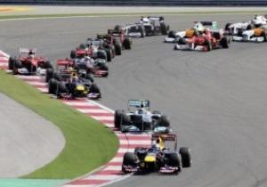 Гонщики Формулы-1 примут участие в гонках новой азиатской серии