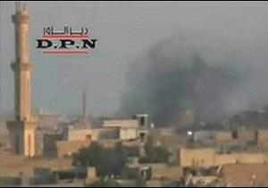 Сирійські танки атакують північний схід країни