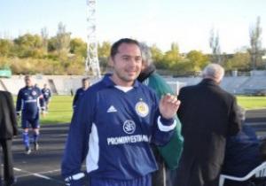Виталий Косовский возобновил карьеру футболиста